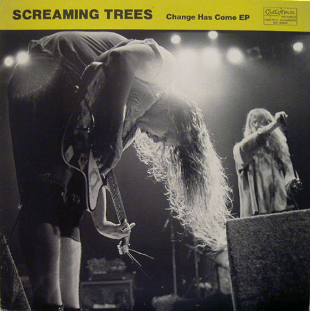 Screaming Trees Change Has Come Sub Pop Discography