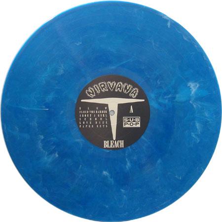 Nirvana Bleach Sub Pop Discography Pette